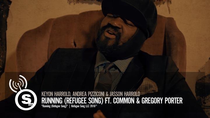 Running (Refugee Song) ft. Common & Gregory Porter