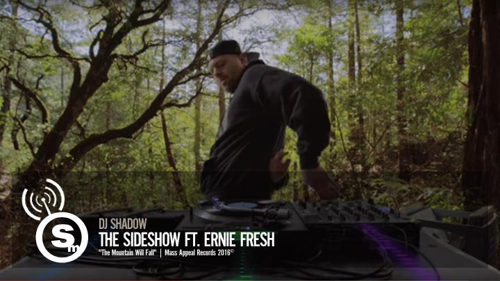 DJ Shadow - The Sideshow ft. Ernie Fresh