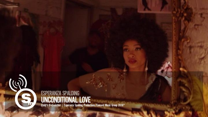 Esperanza Spalding - Unconditional Love