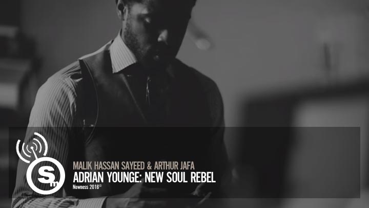 Adrian Younge: New Soul Rebel