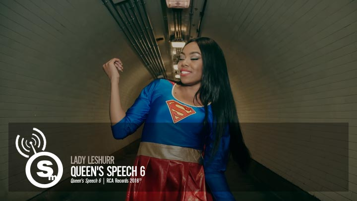 Lady Leshurr - Queen's Speech 6