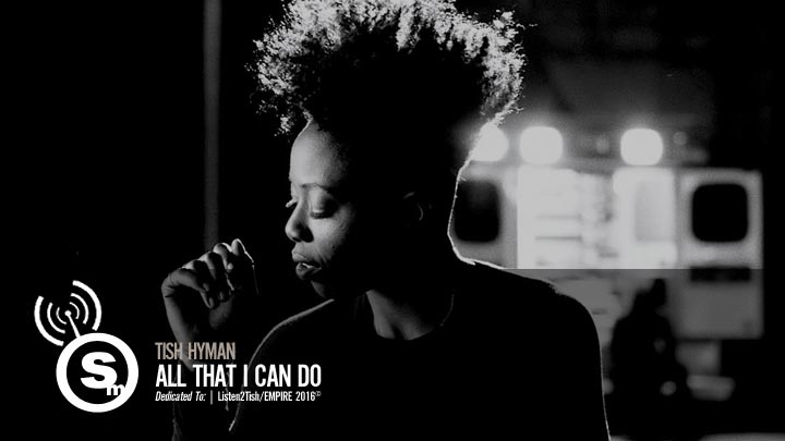 Tish Hyman - All That I Can Do