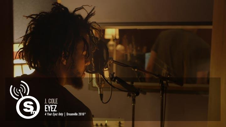 J. Cole - Eyez