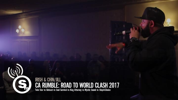 CA Rumble - Road to World Clash 2017