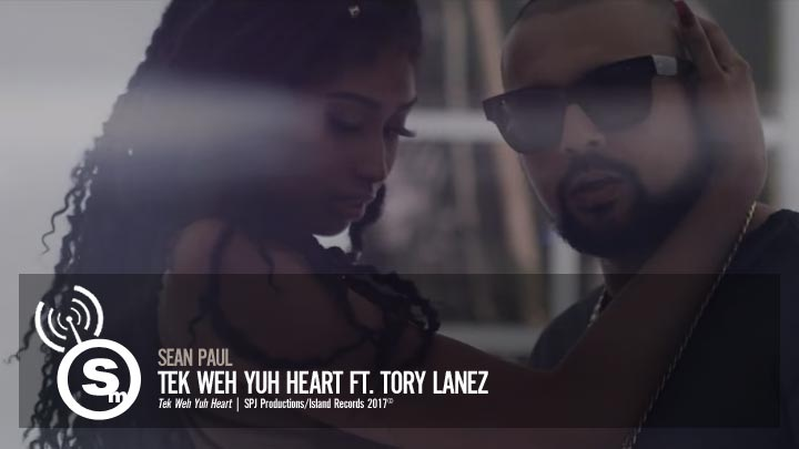 Sean Paul - Tek Weh Yuh Heart ft. Tory Lanez