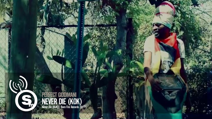 Perfect Giddimani - Never Die (KoK)