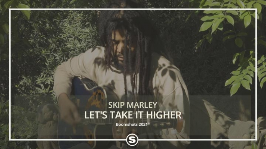 "Skip Marley Releases New Documentary, ""Let's Take It Higher"""