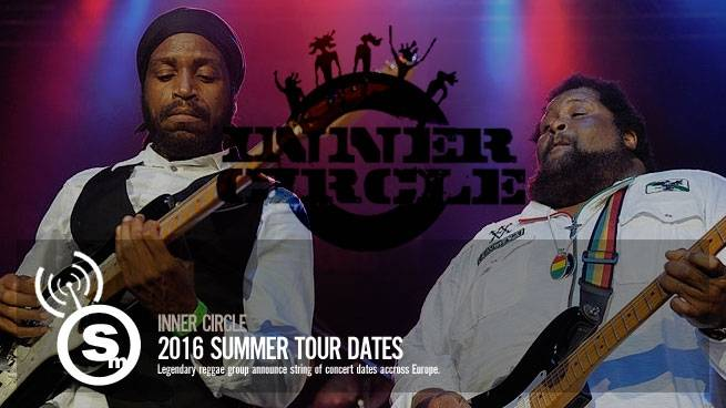 Inner Circle 2016 Summer Tour Dates