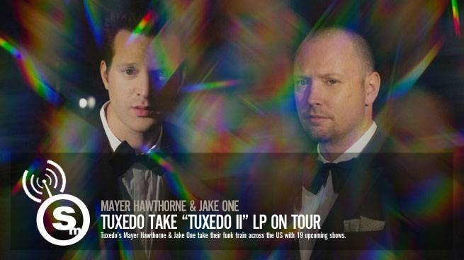 Tuxedo Tour US In Support Of New LP