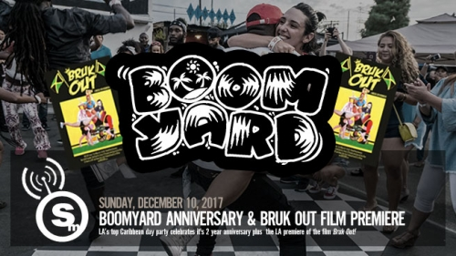 BoomYard 2nd Anniversary & Bruk Out Film Premiere