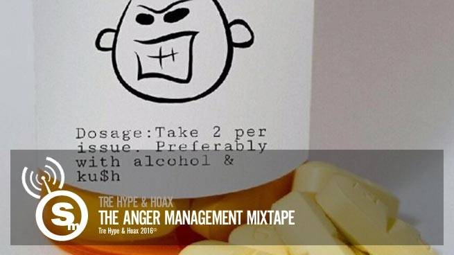 Tre Hype & Hoax - The Anger Management Mixtape