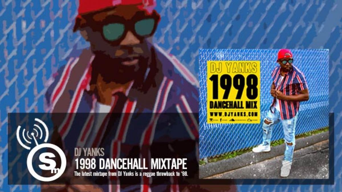 DJ Yanks 1998 Dancehall Mixtape