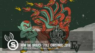 How The Grouch Stole Christmas Tour 2016