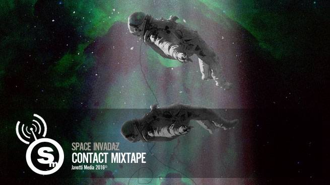 "Space Invadaz Make ""Contact"""