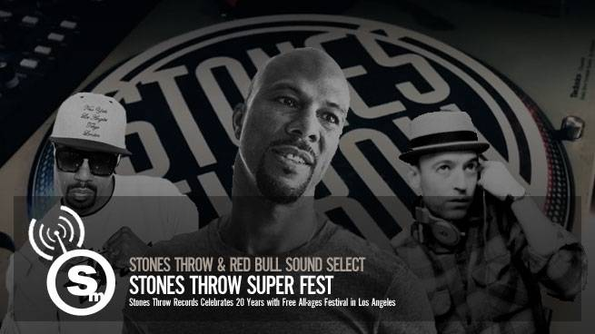Stones Throw Celebrates 20 Years with Free Festival