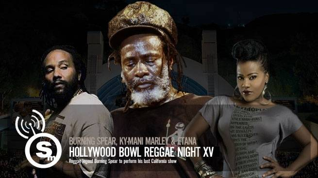 Reggae Night XV at The Hollywood Bowl