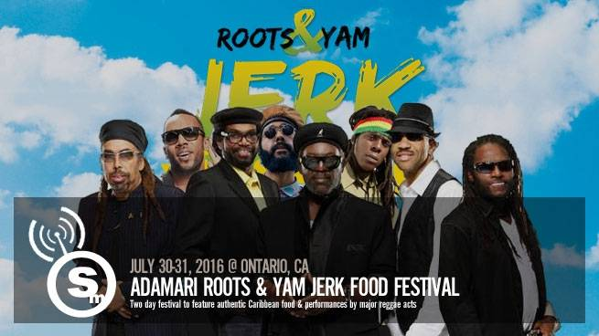 Adamari Roots, Yam & Jerk Food Festival