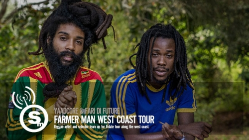 Yaadcore & Fari Di Future Launch West Coast Tour
